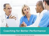 Coaching for Better Performance